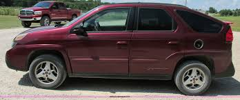 2003 Pontiac Aztek SUV | Item F5174 | SOLD! August 7 Vehicle...