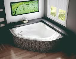 corner bathtubs for two. bathtub vichy6060 corner bathtubs for two a