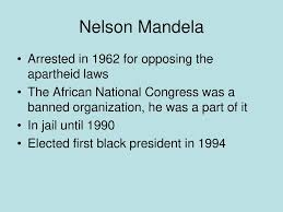 The History Of Apartheid In Safrica Ppt Download