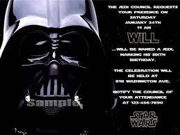star wars birthday invite template birthday invitation templates star wars birthday invitation
