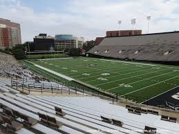 Vanderbilt Stadium View From Section H Vivid Seats