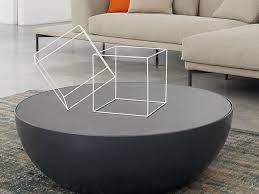 furniture black wooden stained round modern coffee table designs ideas to decorate small living room