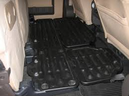 Back Seat Bed Flat Load Rear Seats On Crew Cabs Ford Powerstroke Diesel Forum