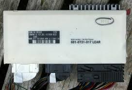 2003 Bmw X5 Light Control Module 02 03 Bmw E53 X5 Body Control Module Bcm Lear Gm3 61 35 6920822