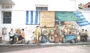 singapore wall crawl the best murals