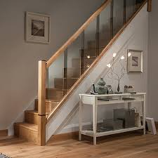 Metal handrails for stairs Handrail Indoor Stair Parts Spindles Bq Stairs And Stair Parts
