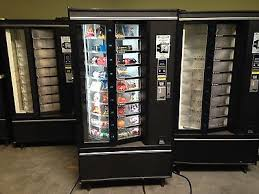 Office Deli Snack Soda Combo Vending Machine Delectable Soda Snack Vending Machine Owner's Guide To Business And