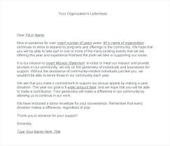 Thank You Letter For Food Donation Formal Donation Letter Coachfederation