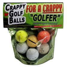 Golfers Gag Gifts - Funny Golf Gifts