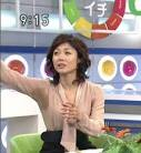 有働由美子の最新おっぱい画像(19)