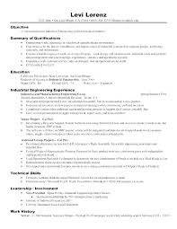 Sample Resume For Mechanical Engineer Manufacturing Engineering ...