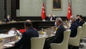Kabine Toplantısı ne zaman yapılacak? (Yeni kısıtlamalar gelecek mi?) -  Sanalda Haber | Zengin İçerikli Haberler, Güncel Haber
