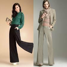 Модные <b>широкие</b> женские <b>брюки</b> на 2019 год: фото фасонов, с ...