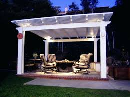 Free Standing Patio Cover Designs Stand Alone Patio Cover New