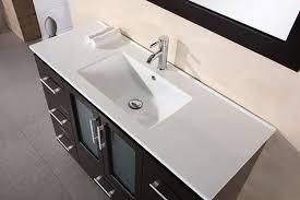 bathroom sink vanities. design element stanton single vessel sink vanity set with espresso finish, 36-inch - bathroom amazon.com vanities