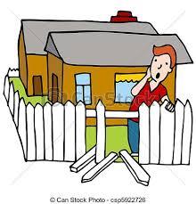 house door clipart. 450x470 Broken Door Clipart House