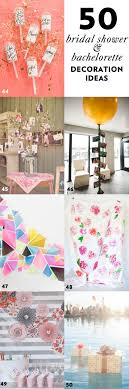 50 simple and stylish diy bridal shower bachelorette decoration ideas from ultimate bridesmaid