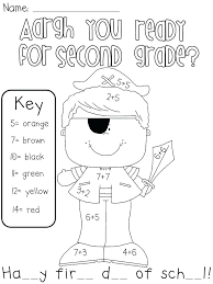 back to school coloring pages for second grade free back to hool coloring pages for second