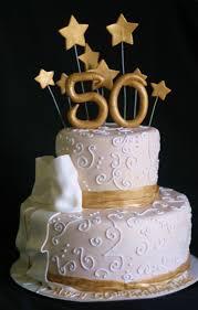 94 Happy Birthday Cakes 50th 50th Birthday Cake Ideas Round