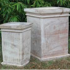 garden pillars. Garden Pillars Large Or Small L