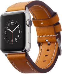 Сменный <b>ремешок Cozistyle Leather Band</b> (CLB018) для Apple ...