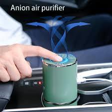 2020Newest Air Purifier Fresh Air Anion <b>Car Air</b> Purifier Mini Air ...