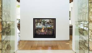 see thru signature series direct vent 40 fireplace drt63st by superior