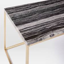black marble coffee table writehookstudio com gold marble coffee table west elm