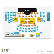 Laugh Factory Las Vegas Seating Chart Laugh Factory Mon Dec 16 2019 10 30 Pm Laugh Factory