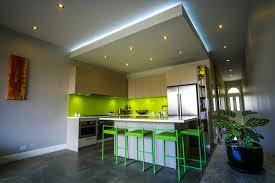 dropped ceiling lighting. Zen\u0027s House Contemporary-kitchen Dropped Ceiling Lighting O