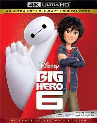 4K HDR X265] Big Hero 6 2014 BluRay 2160p x265 10bit HDR 5Audio mUHD-FRDS |  HDVietnam - Hơn cả đam mê
