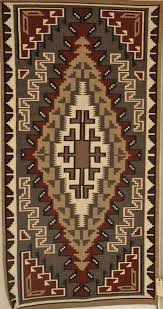 native american navajo two grey hills weaving