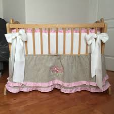 Crib Bedding Patterns Magnificent Decoration