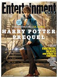 First look at Eddie Redmayne in Harry Potter prequel Fantastic ... via Relatably.com