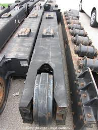 auction track west auctions auction track frames and heavy duty parts from