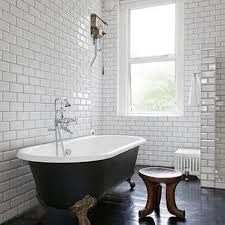 Exellent Bathroom Subway Tiles Minimalist With Simple Design