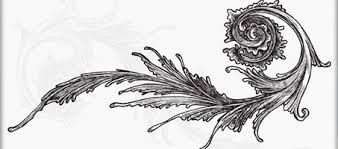 Victorian Free Vector Design Ornament-1 Freebie