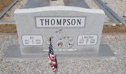 R C Thompson (1928-2017) - Find A Grave Memorial