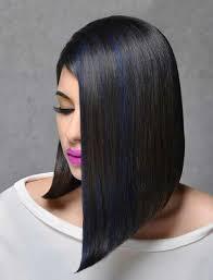 Subtle Blue Highlights Subtle Blue Streaks Of Color Hair Pinterest Cabello Cabello