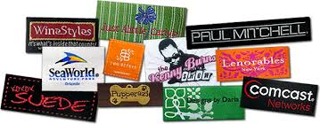 custom labeling stickers clothing labels woven custom clothing tags manufacturers clothing