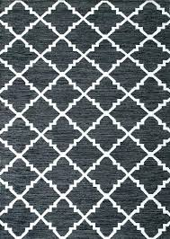 black and white patterned rug dark grey furniture area rugs