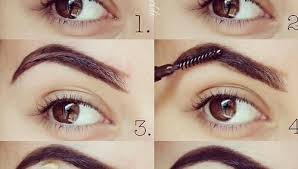 easy eyebrows tutorial party makeup looks
