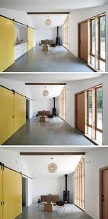 10 Examples Of Barn Doors In Contemporary Kitchens, Bedrooms and ...