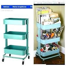 kitchen utility cart. Kitchen Utility Cart Craft Organization Y
