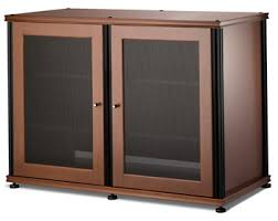 Amazon.com: Salamander Synergy 323 Four-Shelved A/V Cabinet ...