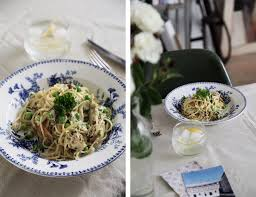 Mackerel Carbonara Recipe - Isabella ...