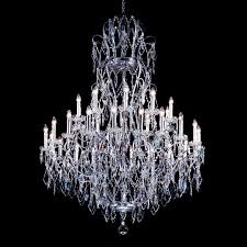 classic chandelier glass old style 3338 30