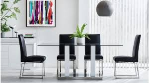 dining room table and chairs with wheels. Beta 7 Piece Rectangular Dining Suite Room Table And Chairs With Wheels