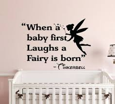 baby disney wall decals when a baby first laughs wall decal wall words wall  zoom wall . baby disney wall decals ...