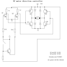 how to control a dc motor to run in both directions 3 steps picture of flipflop jpg